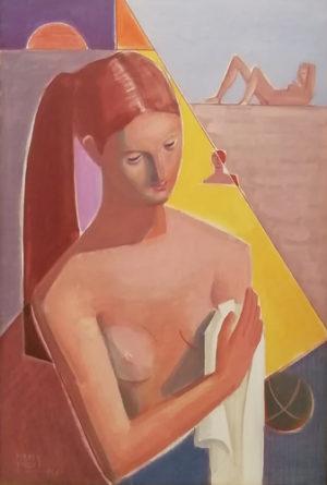 Mario Tozzi alla Galleria de' Bonis di Reggio Emilia