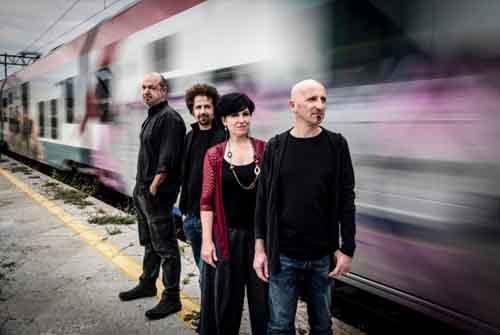 I Vorianova in concerto a Palermo per presentare il loro nuovo album Pàrtiri