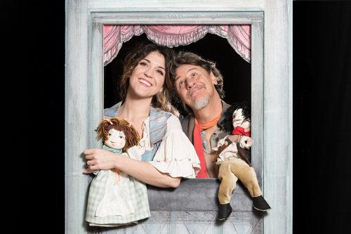 La commedia di Gaetanaccio in anteprima al Teatro traiano di Civitavecchia