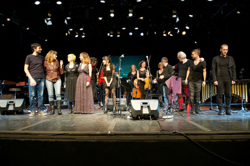 Syndone in concerto #Mysoginia (D'Amore non si muore) in scena al Teatro Guanella di Milano