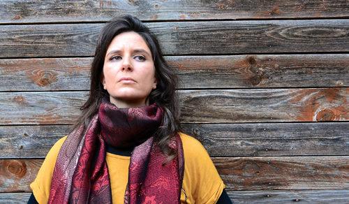 """Sara Romano in concerto al Ridotto dello Spasimo Blue Brass di Palermo per presentare il nuovo disco dal titolo """"Saudagorìa"""""""