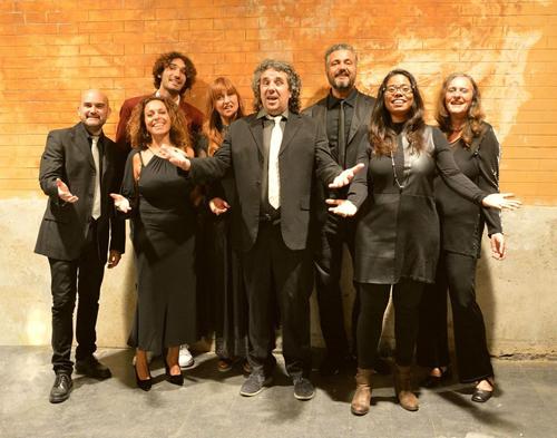 Mario Donatone & World Spirit Orchestra presentano Black History presso la Scuola Popolare di Musica di Testaccio di Roma