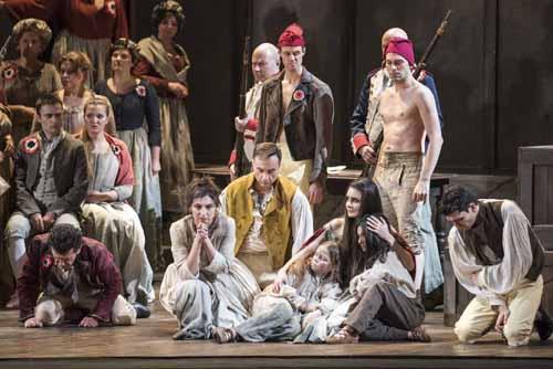 Andrea Chénier: La rivoluzione in una stanza al Teatro Alighieri di Ravenna