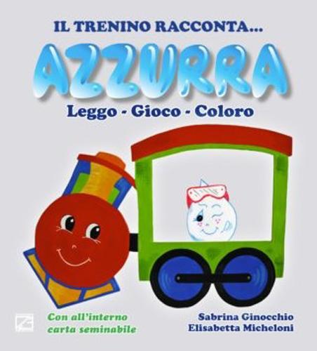 Azzurra, il libro di Sabrina Ginocchio