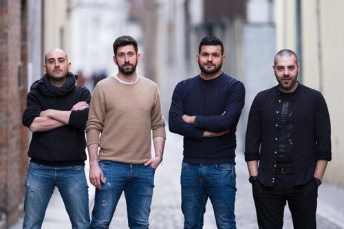 """BLUGRANA live a Piacenza per presentare il disco """"Salvami"""""""