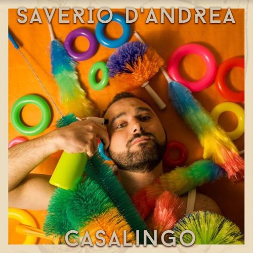 Casalingo, il nuovo singolo e video di Saverio d'Andrea