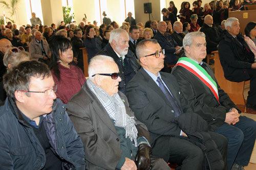 Don Carlo Gnocchi, la celebrazione a Viterbo