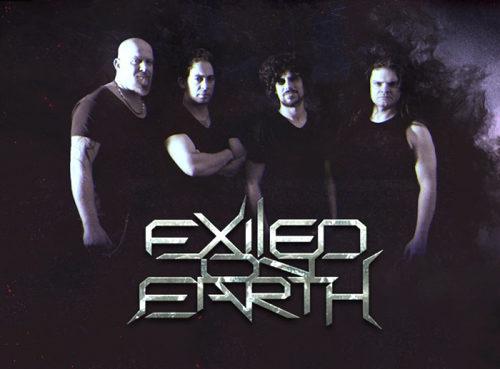 Exiled On Earth, in lavorazione il nuovo album in studio