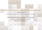 Giornate del Restauro e del Patrimonio culturale. Prima preview della XXVI Salone Internazionale del Restauro, dei Musei e delle Imprese Culturali di Ferrara