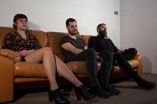 """E' online il videoclip di """"Wrong on you"""", secondo estratto dal nuovo album del trio synthpop Goød Falafel"""