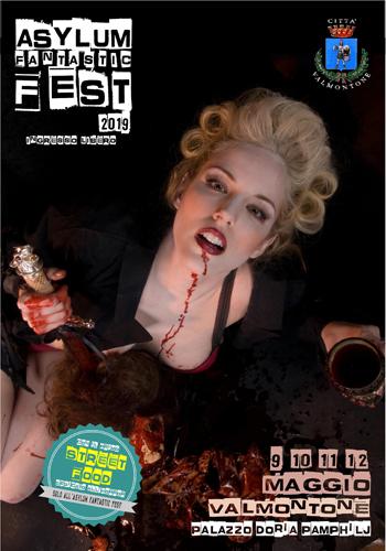 Parte la I Edizione dell'Asylum Fantastic Fest che si svolgerà a Valmontone
