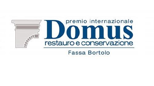 I vincitori del Premio Internazionale DOMUS Restauro e Conservazione Fassa Bortolo