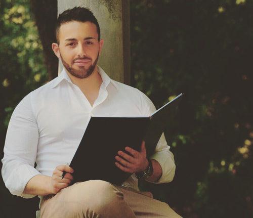 Il Compositore italiano Salvatore Frega è tra i più giovani compositori in carriera nel panorama musicale internazionale