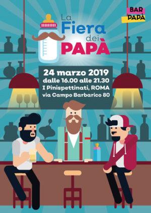 La prima fiera dei papà, un progetto di Patrizio Cossa
