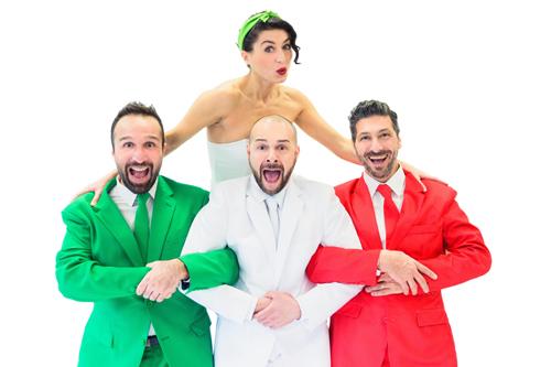 La storia d'Itaglia, la commedia nell'ambito di Traiano Ridens, in scena al Teatro Traiano di Civitavecchia