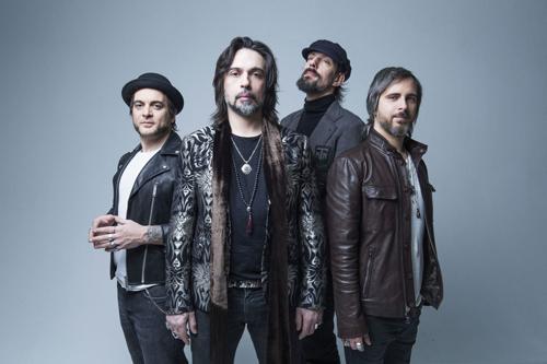 Le Vibrazioni si esibiranno per la prima volta sul palco del Mediolanum Forum di Assago per celebrare 20 anni di carriera con una grande festa della musica rock