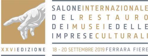 Il Salone Internazionale del Restauro nel segno delle novità. L'appuntamento con la XXVI edizione è dal 18 al 20 settembre 2019 a Ferrara