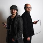 """Marco Di Noia e Stefano Cucchi al """"Mare Culturale Urbano"""" di Milano con il primo concerto in 3d audio in assoluto """"Elettro Acqua 3D Live"""""""