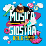"""""""Musica da giostra vol. 6"""", il nuovo disco di Dj Matrix, è al primo posto della classifica delle compilation più vendute in Italia"""