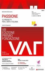 Premio Fondazione VAF VIII edizione