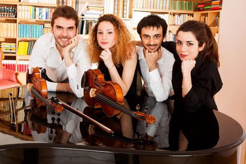 Concerti della domenica del Conservatorio di Santa Cecilia a via Giulia all'Off/Off Theatre di Roma