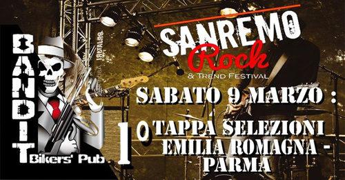 32° Sanremo Rock @ Parma, tre band bolognesi alle selezioni regionali