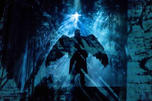 Una serie di stravaganti vicende, omaggio a Edgar Allan Poe, al Teatro Brancaccino di Roma