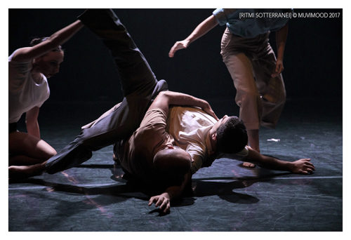 Ritmi Sotterranei della coreografa Alessia Gatta e Slate della coreografa Annaliese Charek insieme allo Spazio Diamante di Roma per una serata di danza contemporanea