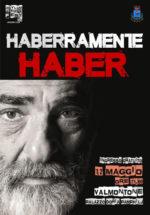 Alessandro Haber all'Asylum Fantastic Fest con lo spettacolo l'Haberrante Haber