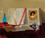 Le opere di Alfredo Serri alla Galleria Open Art di Prato