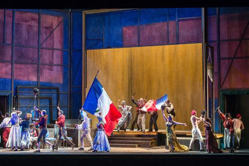 Andrea Chénier per la Stagione Lirica 2019 del Teatro Regio di Parma