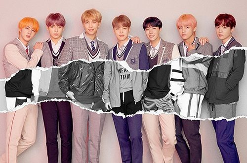 BTS esce il nuovo album Map of the soul: Persona