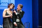 ThePrudes con Carlotta Proietti e Gigi Fogacci in scena all'Off Off Theatre di Roma