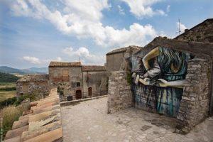 CVTA' STREET FEST 2019, dal 13 al 16 giugno la quarta edizione del festival molisano che rivaluta il borgo con la street art internazionale