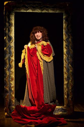 Candido (ovvero L'ottimismo) di Voltaire in scena al Pacta Salone di Milano con Alessandro Pazzi