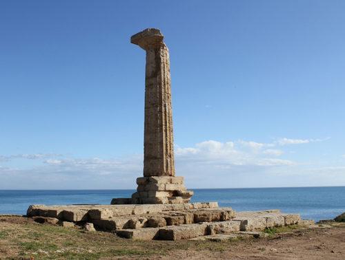 Parco archeologico nazionale di Capo Colonna di Crotone oggetto di un programma di interventi sostenuti dal MiBAC
