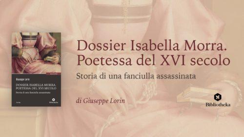 Dossier Isabella Morra al Teatro Belli di Roma
