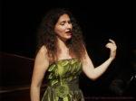 """Il mezzosoprano Elena De Simone interpreta """"Compositori in Veneto"""" del Settecento barocco alla Chiesa di Santa Croce a Padova"""
