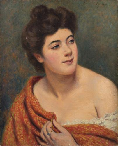 Dipinti e Scuture del XIX e XX secolo, l'asta in programma a Palazzo Crivelli di Milano