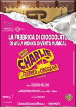 """Il musical """"Charlie e la fabbrica di cioccolato"""" arriva in Italia: dall'8 novembre alla Cattedrale della Fabbrica del Vapore di Milano!"""