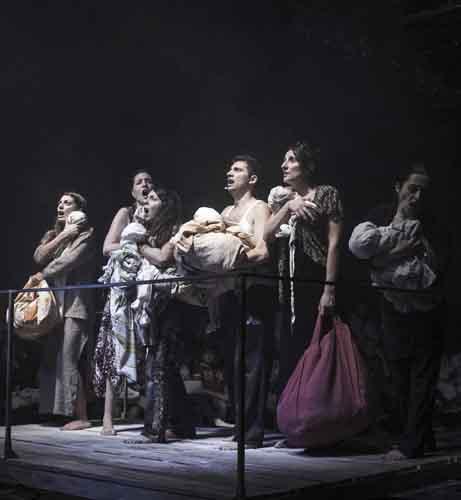 Katër i Radës. Il Naufragio: Inferno Mediterraneo, l'ultimo appuntamento della Stagione d'Opera del Teatro Alighieri di Ravenna