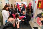 La Polizia Postale incontra i giovani pazienti al reparto oncologico di Roma