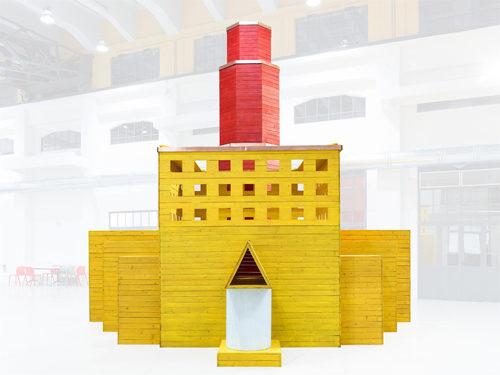 La macchina modenese di Aldo Rossi. Fino al 19 aprile al Laboratorio urbano aperto di Modena