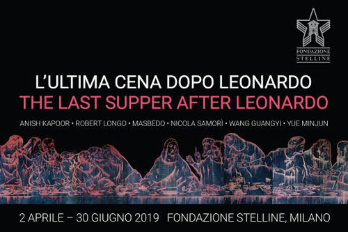 L'ultima cena dopo Leonardo alla Fondazione Stelline di Milano