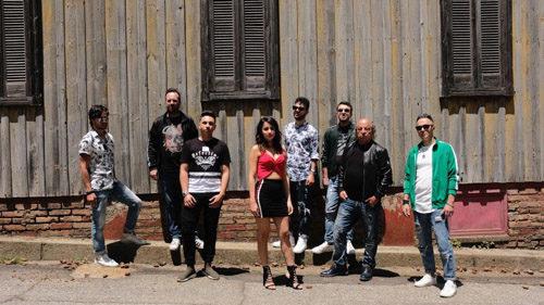 """""""Vado via"""", il primo singolo della band Mosaiko feat. Fio Zanotti"""
