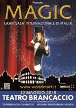 Magic. Artisti, maghi e illusioni arrivano sul tram a Roma