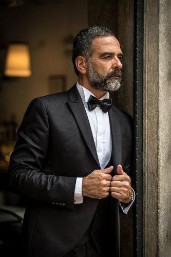 """Marco Consoli ospite d'onore della 45^ edizione della """"Perwoll Fashion Week"""" a Belgrado dal 14 al 20 aprile"""