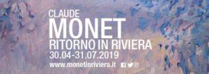Monet Ritorno in Riviera. Una mostra unica a Bordighera e Dolceacqua