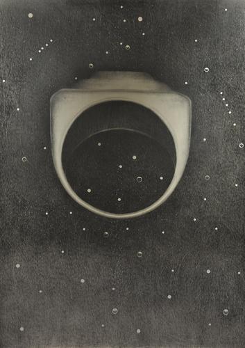 """Il CIAC Centro Italiano Arte Contemporanea di Foligno presenta la mostra antologica """"Il corpo del disegno"""" di Omar Galliani"""