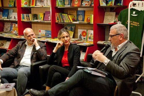 """Gli scrittori Emanuela Amici e Nikita Placco, i protagonisti dell'incontro letterario """"Il romanzo dei destini incrociati"""""""